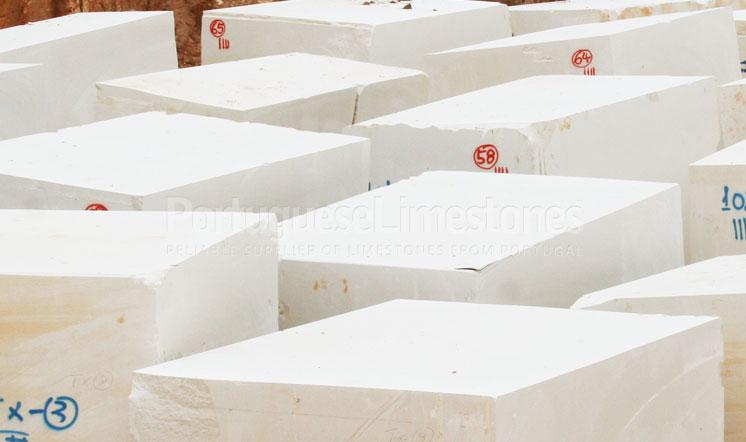 Fatima limestone blocks