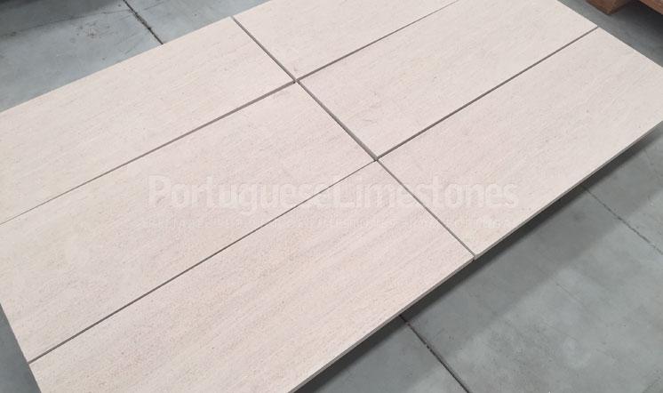 Moca Cream limestone straight line