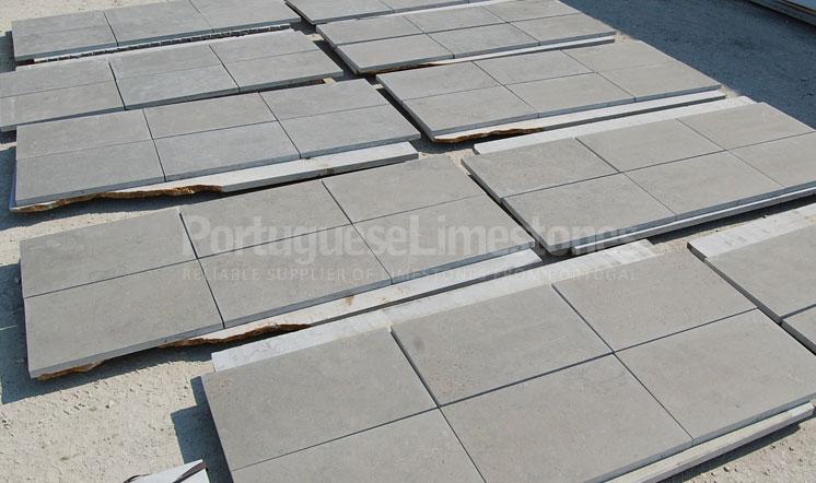 Perlato limestone dry laying