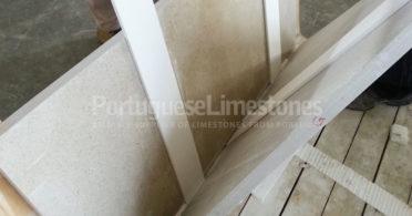 Portuguese limestone tiles selection