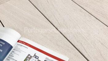 Moca Cream limestone strips